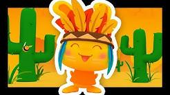 Petit Indien - Danse pour les enfants - Titounis