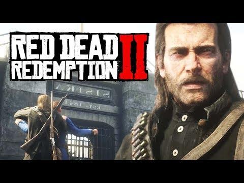 Ausbruch aus dem Gefängnis 🎮 RED DEAD REDEMPTION 2 #056