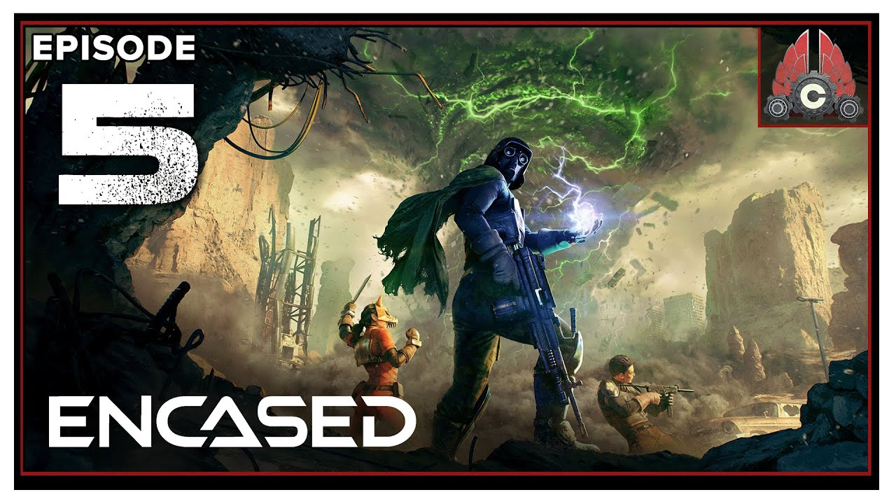 CohhCarnage Plays Encased - Episode 5