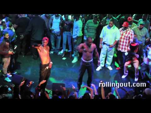 """DEUCES"" Live Performance w/ YG & Kevin McCall"