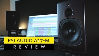 PSI Audio A17-M Review | Amazing nearfield studio speaker
