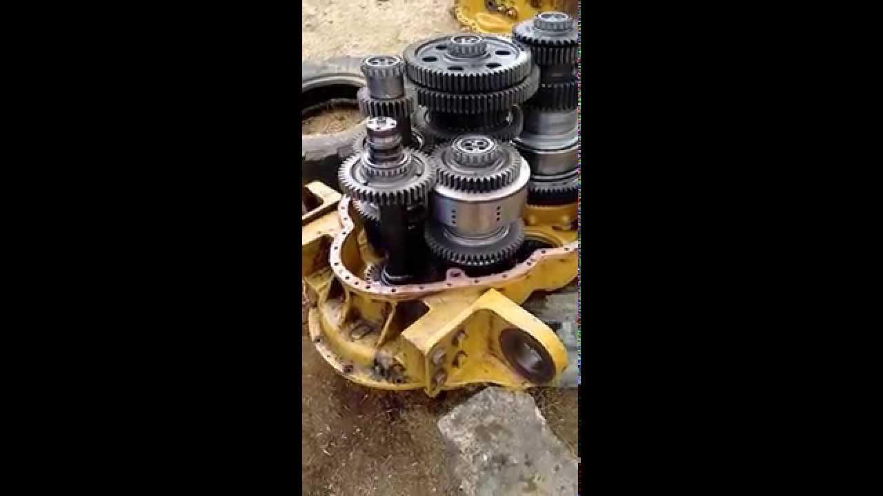 Caterpillar 120h Motor Grader Transmission 9505396793