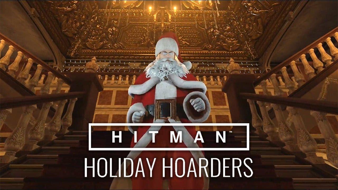 hitman holiday hoarders ile ilgili görsel sonucu