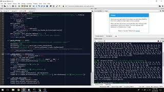 development of the irc music bot