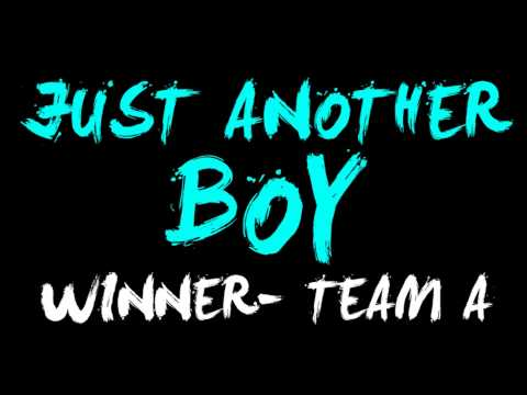 (+) [AUDIO] Just Another Boy - TEAM A
