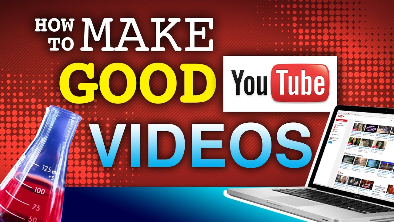 How To Create Good Content For Youtube Channel - YouTube