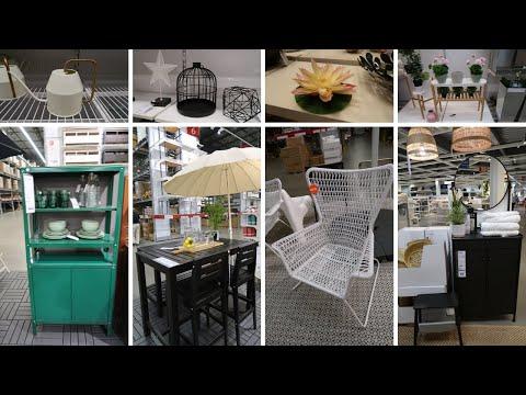 NEW IKEA PATIO FURNITURE & DECOR 2020 | SHOP WITH ME