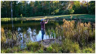 Ultralight Fishing Twenty Four Hours Free Camping Fishing and Waterfalls