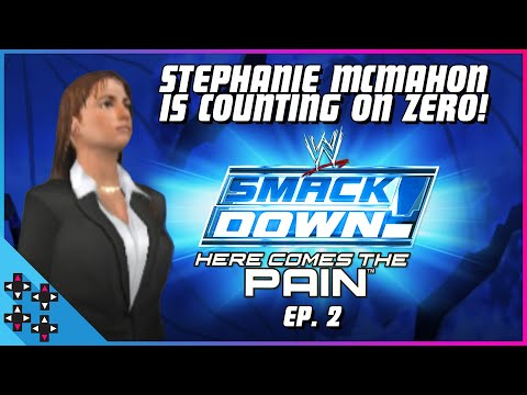 HERE COMES THE PAIN #2: STEPHANIE MCMAHON is counting on Zero! - UpUpDownDown Plays thumbnail