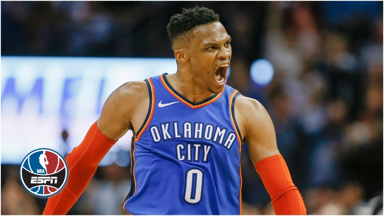 Russell Westbrook And Paul George Combine For 56 Points As