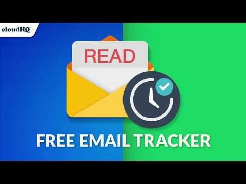 Free Email Tracker Helps You Know Who Opens Your Emails