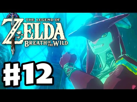 Prince Sidon! - The Legend of Zelda: Breath of the Wild - Gameplay Part 12