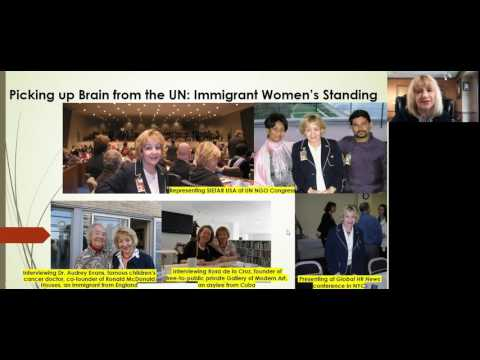 SIETAR Europa Webinar: Expatriates, Immigrants, and Refugees: Women's Perspective