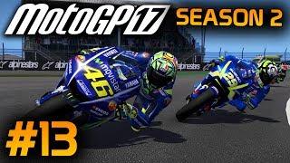 MotoGP 17 Career Mode Part 13: BRNO & AUSTRIA 2017! (Rider Career - PS4 Gameplay)