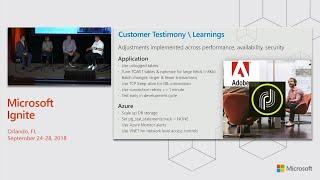 Deep customer engagement learnings on Azure Database for PostgreSQL and MySQL - BRK3133