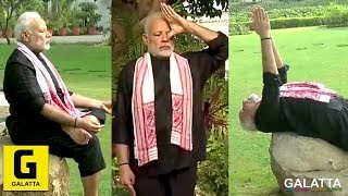 PM Modi Accepts Virat Kohli's Challenge | #HumFitTohIndiaFit | Fitness Tips | Yoga | Fitness Goals