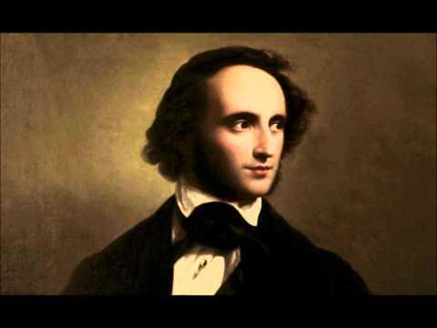 Felix Mendelssohn Albumblatt in E minor, Op.117