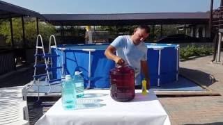 Как очистить САМОГОН