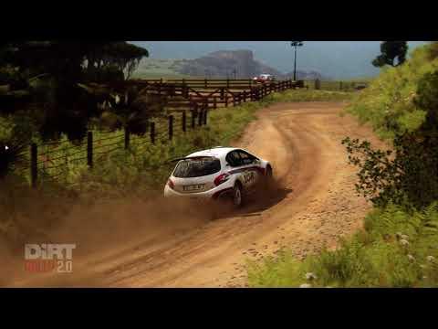 DiRT Rally 2 0 208R5 NOUVELLE ZELANDE