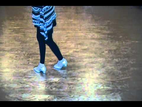 line dance walkthru A Chinese Rumba