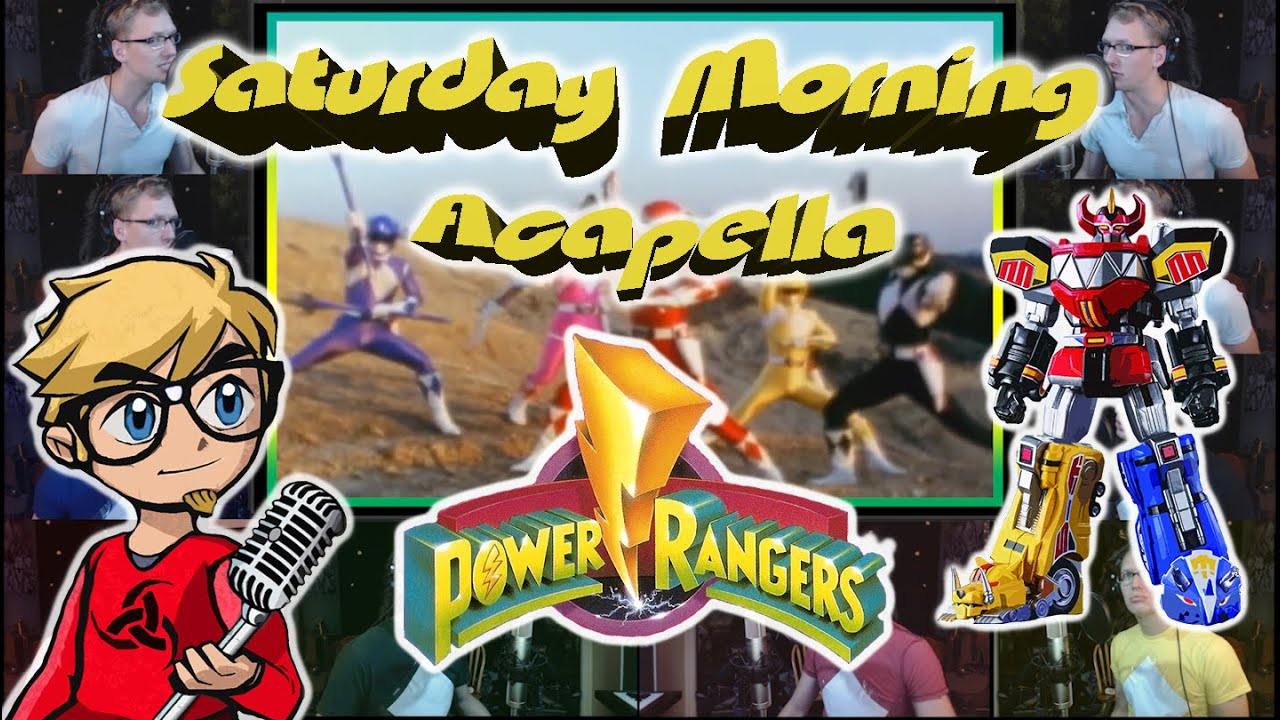 Saturday morning Rangers things