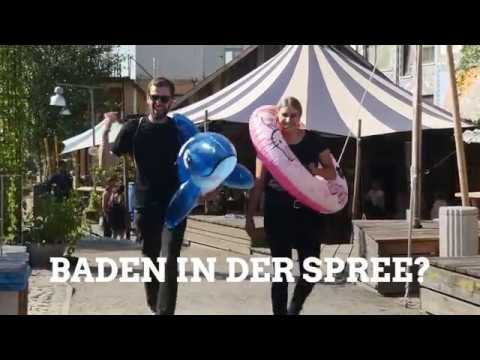 Berliner Wasser – Folge 4: Baden in der Spree