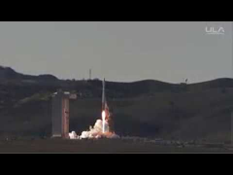 New American Spy Satellite Launches on Classified Mission