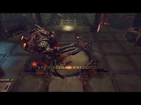Warhammer 40,000: Inquisitor Martyr - Video