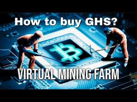 Virtual Mining Farm | How To Buy GHs | Cara Beli GHs