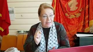 Смотреть видео #Москва#Смоленск#Рославль#г Рославль,Совет депутатов Запрет продолжается,но уже с участием полиции и онлайн