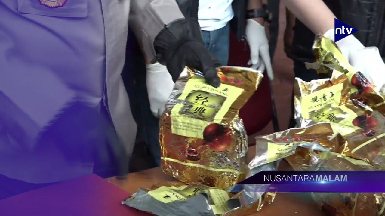Polisi Gagalkan Pengiriman 10Kg Sabu di Dalam Tangki Bensin