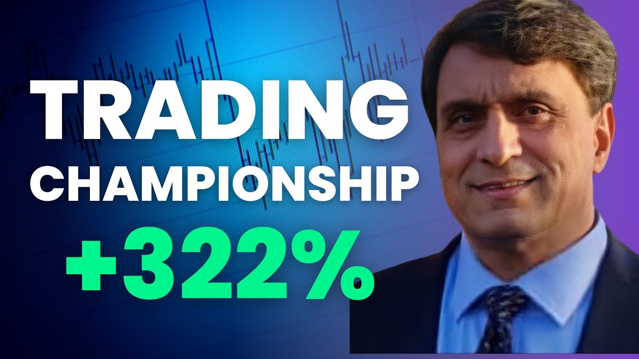 Download 322% Return in 1 Year!   Interview with Shahid Saleem   2020 US Investing Championship Top Contender