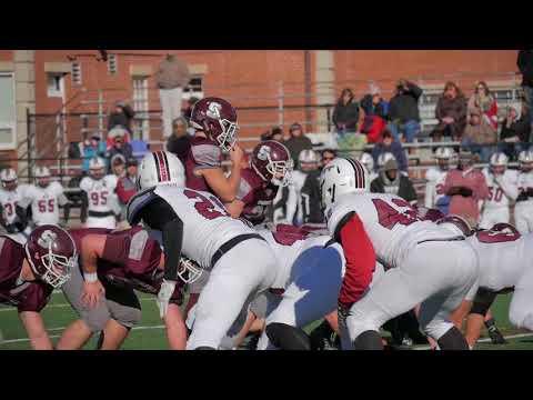 Springfield College Football Highlights - November 11, 2017