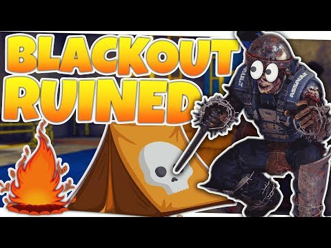 TREYARCH RUINED BLACKOUT In The LATEST UPDATE! ARMOR, WEAPONS, AND MORE!