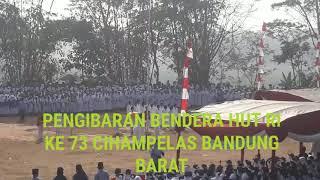 HUT RI KE-73 CIHAMPELAS BANDUNG BARAT