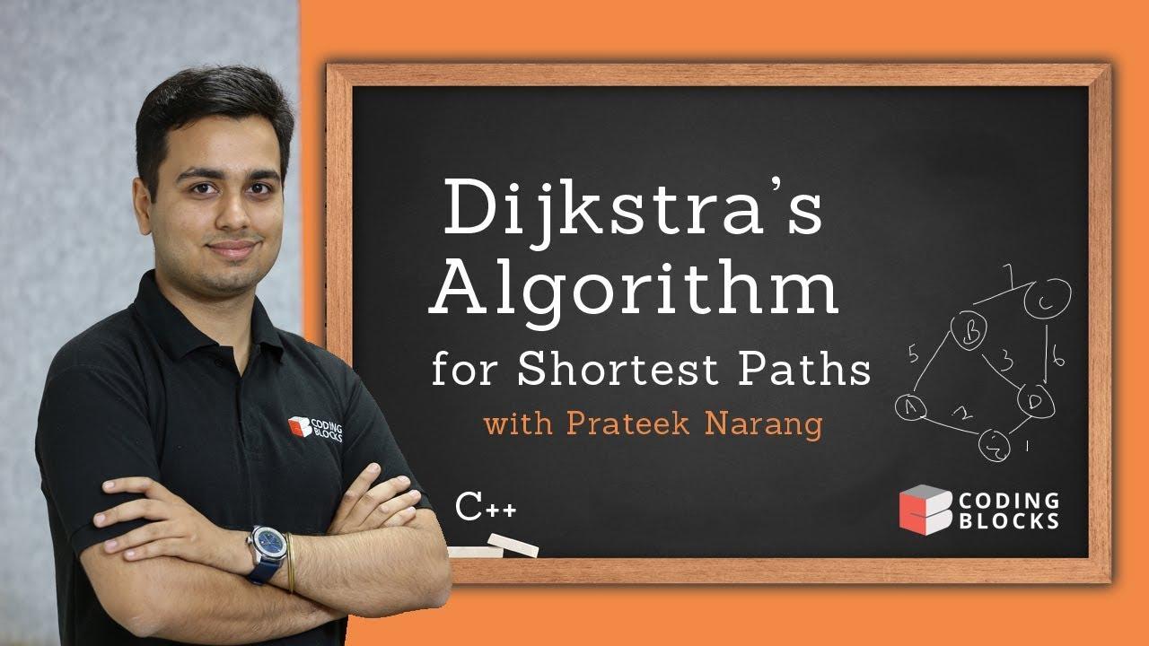 Mastering Graphs : Dijkstra's Shortest Path Algorithm