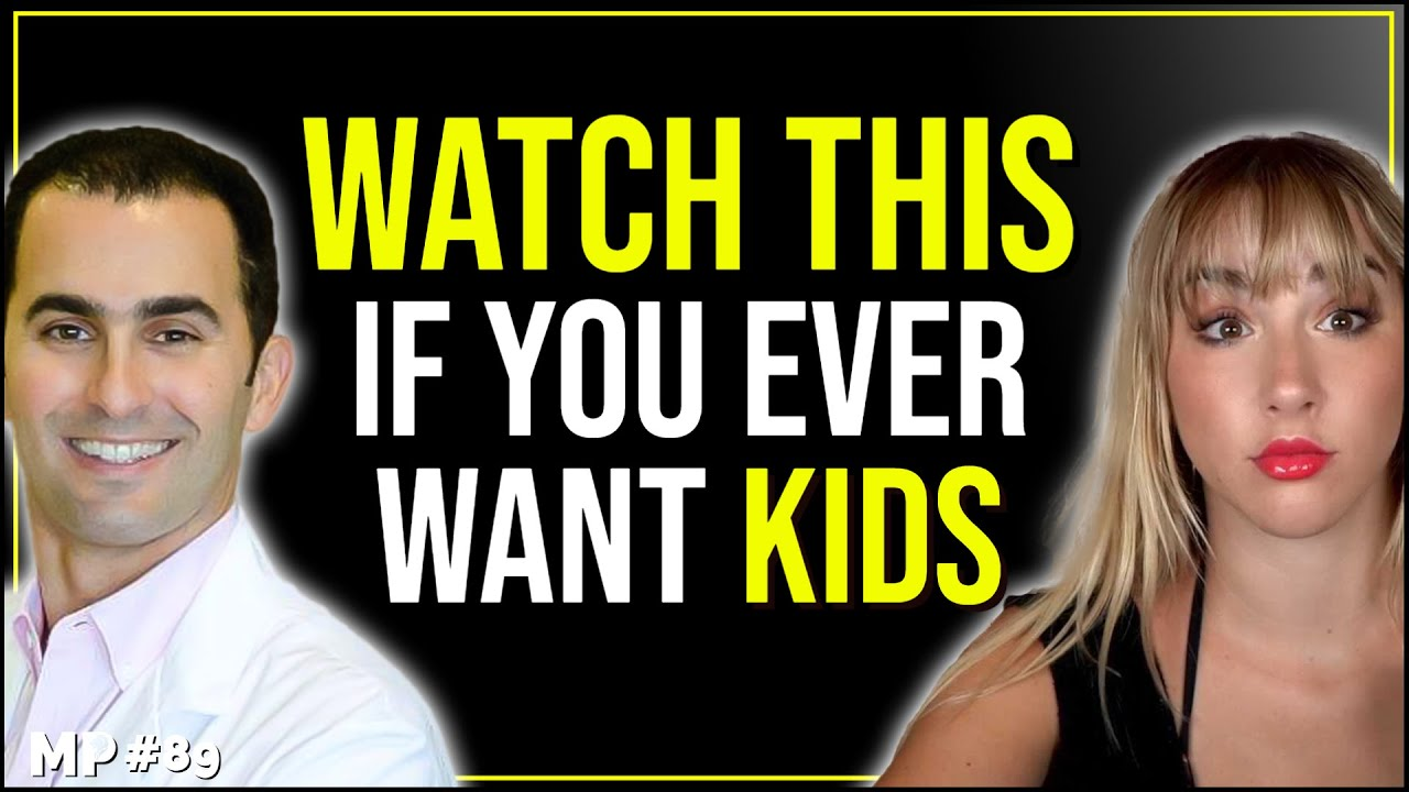 How to Improve Your Fertility | Dr. Ghadir - MP Podcast #89