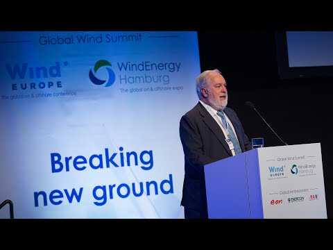 Ministerial Session - Day 1 - WindEurope Conference 2018