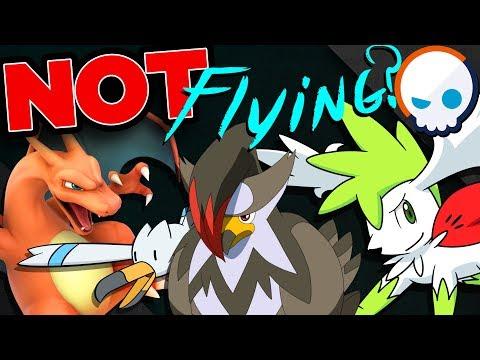 EVERY Flying Type Pokemon EXPLAINED! | Gnoggin
