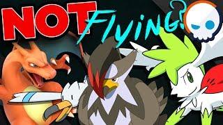 EVERY Flying Type Pokemon EXPLAINED!   Gnoggin
