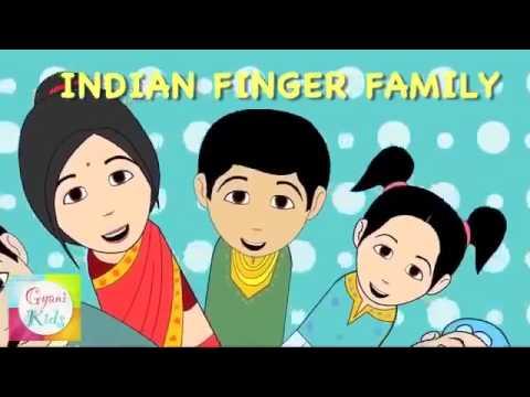 CHILDREN SONGS 2015 Octopus Finger Family ingilizce Çocuk Şarkıları 2015 Low