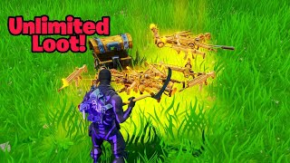 Armas legendarias ilimitadas Glitch en Fortnite Public Match (nuevo) Fortnite Glitches Temporada 8