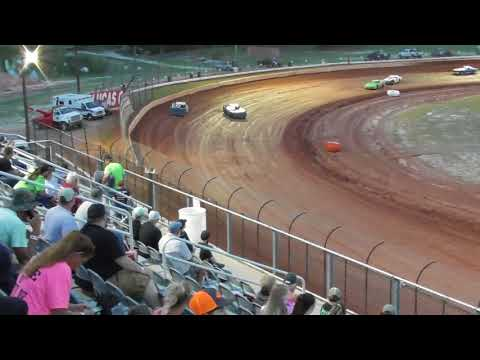 Mack10 SuperStreet heat race @ Golden Isles Speedway 5-5-18