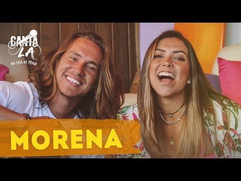 "Thalita Meneghim e Vitor Kley cantam ""Morena""  Canta Lá Na Casa De  Praia  Música Multishow"