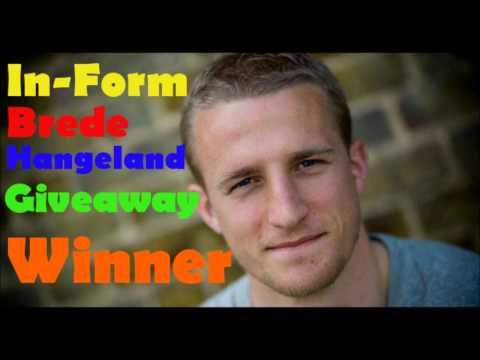IF Brede Hangeland Giveaway Winner Announcement