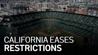 California Issues New Rules for Stadiums, Ballparks, Amusement Parks