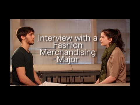 Interview With a Kent State University Fashion Merchandising Major