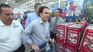 Jeb Bush: Guacamole and Holiday Shopping
