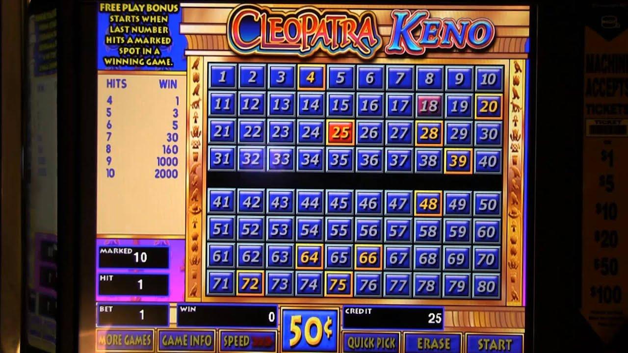 Spiele Keno Live - Video Slots Online