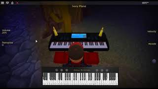 Still Dre - 2001 by: Dr. Dre on a ROBLOX piano.